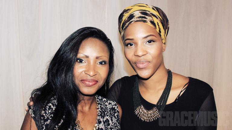 Nana Lukezo & Cassie Kalala